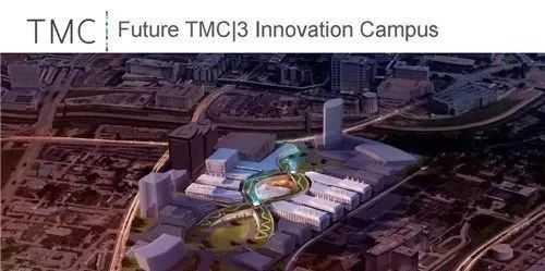 德州医学中心新园区规划曝光,将打造生命科学第三海岸!
