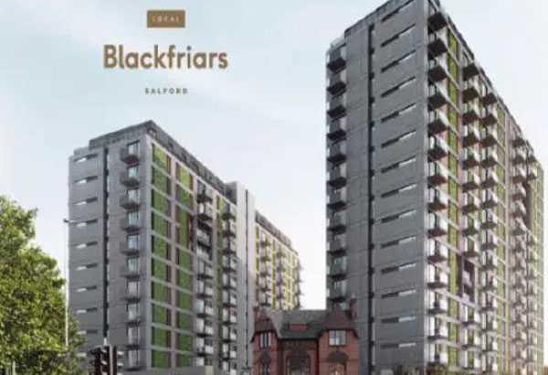 英国曼彻斯特项目——Blackfriars