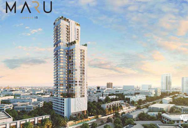 曼谷 Maru Ladprao 15 公寓项目