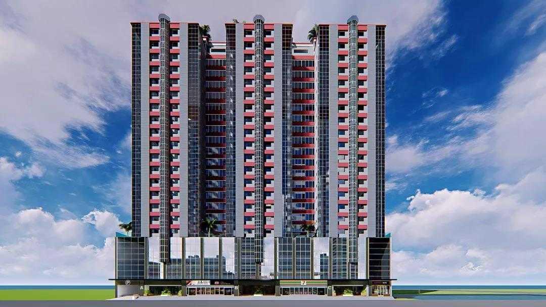 钻石湾公寓