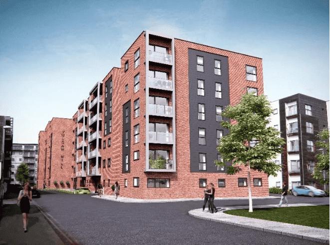 曼彻斯特市中心现房—洛姆公寓,超值捡漏机遇