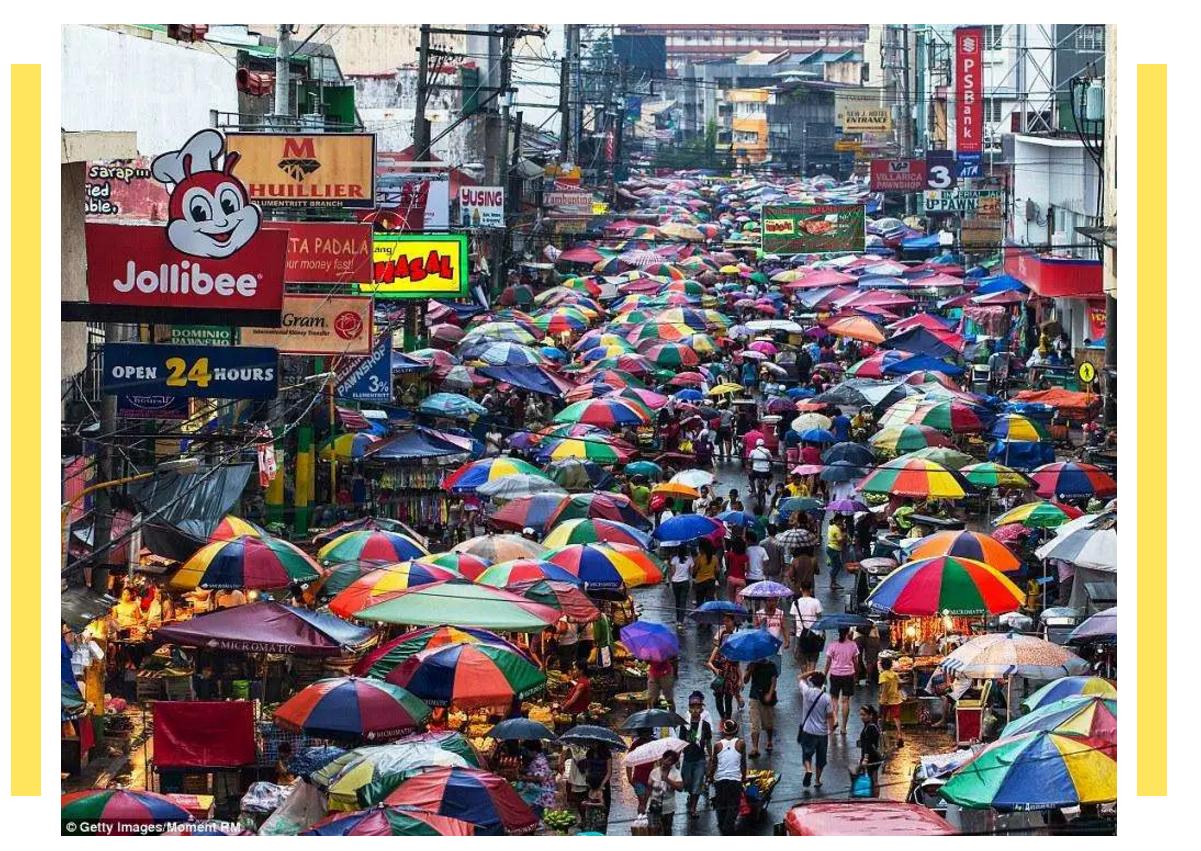 逛一逛马尼拉特色街头市场,比农多唐人街最亮眼!