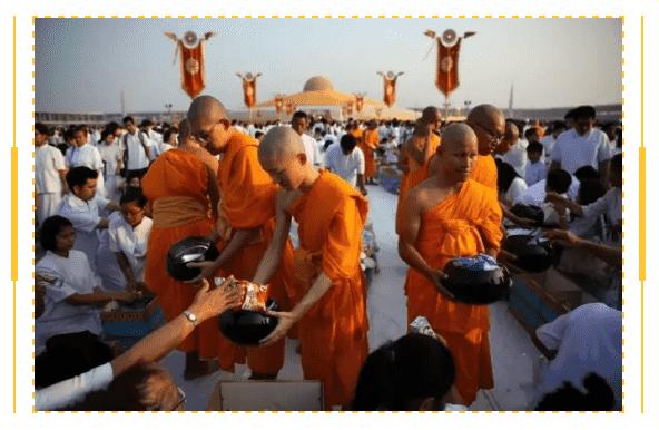2020下半年泰国重要节假日,看看还能赶上哪一些!
