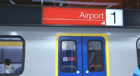 墨尔本机场铁路线大升级,2022年开工,火车十分钟一班开往市中心!
